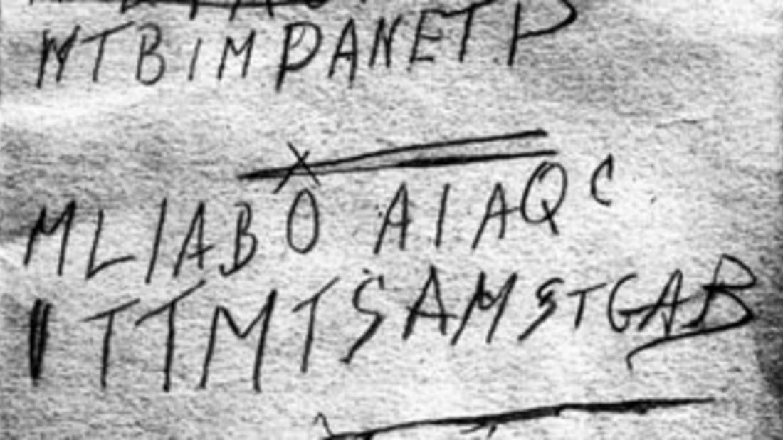 The Taman Shud Mystery | Mental Floss