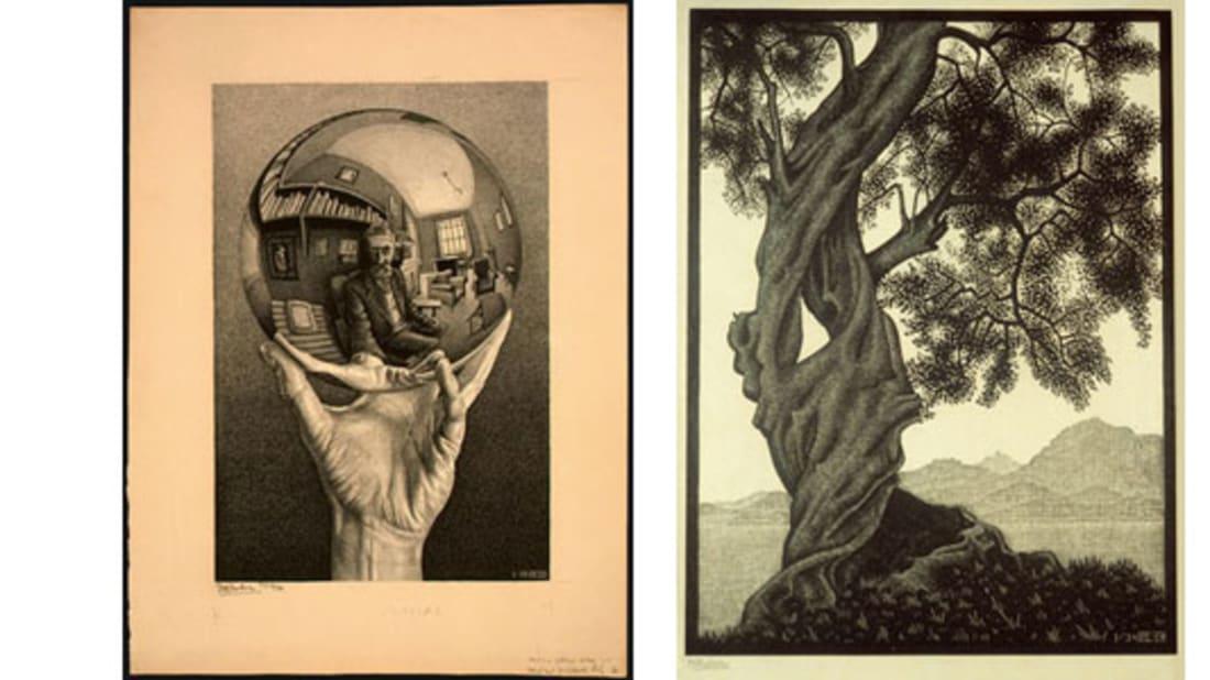 Most Popular Mc Escher Mental Floss