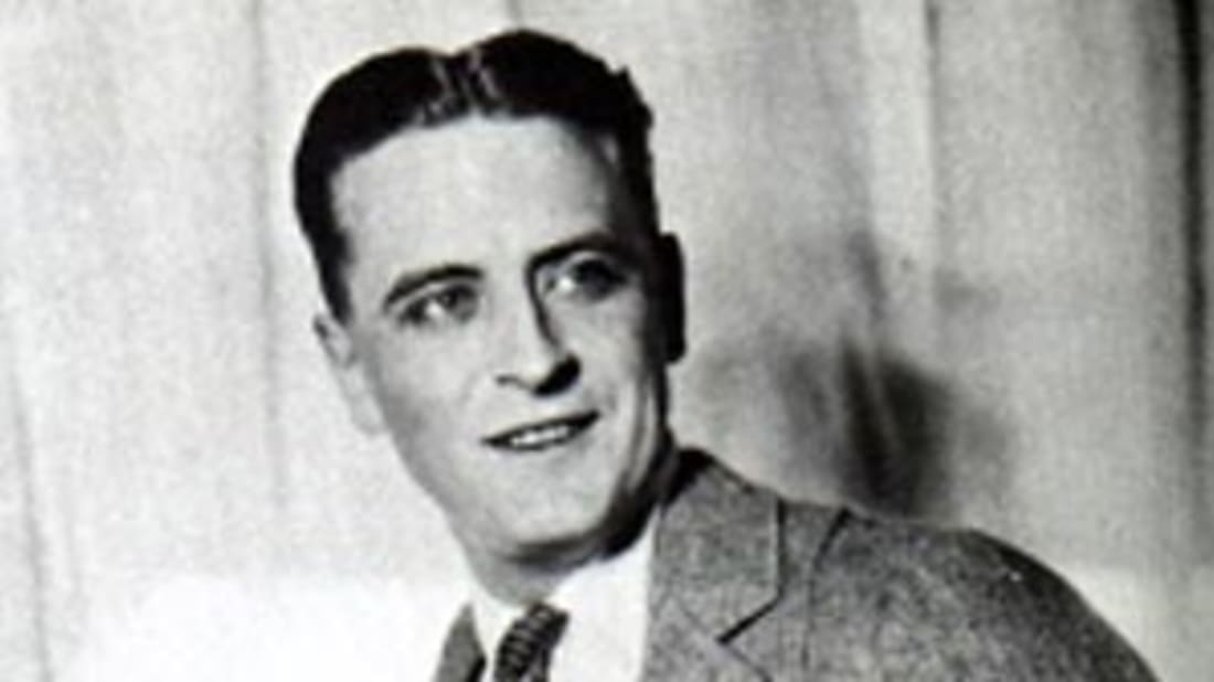 The Greatest Interviews F Scott Fitzgerald Meets The New