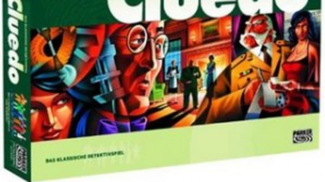 Get a Cluedo: The Wonderful Story of Everyone's Favorite Mystery