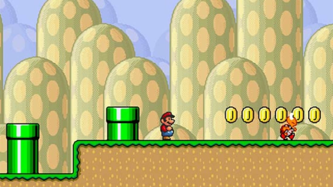 Ultimate Time-Waster: Super Mario Bros Online Games   Mental Floss