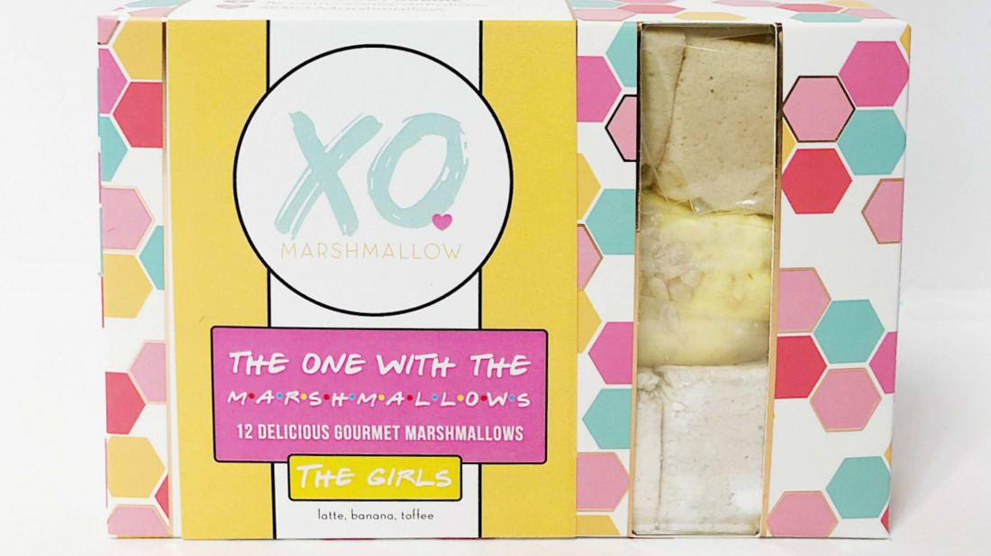 Savor These Gourmet Friends-Inspired Marshmallows for the Show's 25th Anniversary
