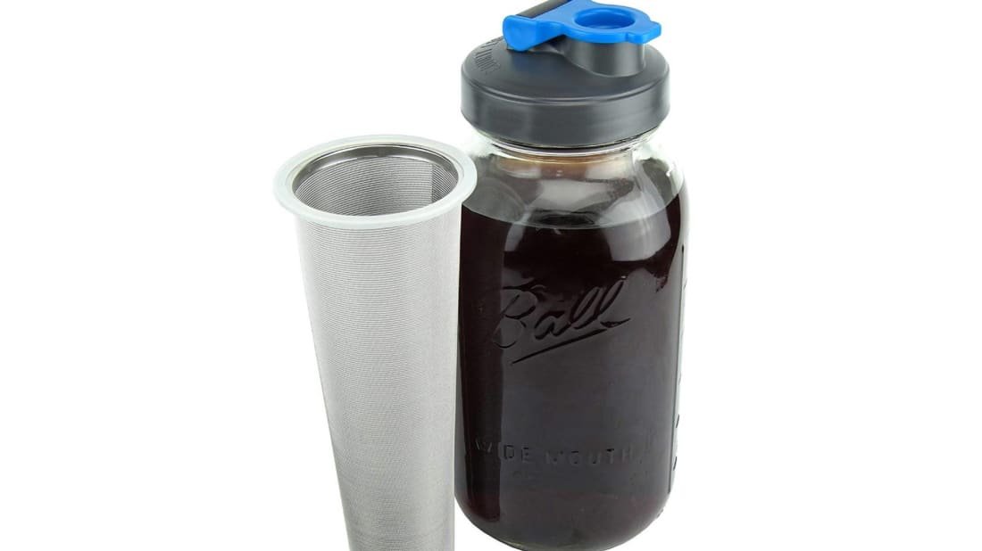 Make delicious cold brew in batches at home and save some money in the process.