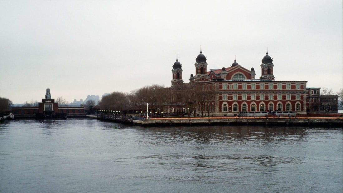 Millions of immigrants came through Ellis Island.