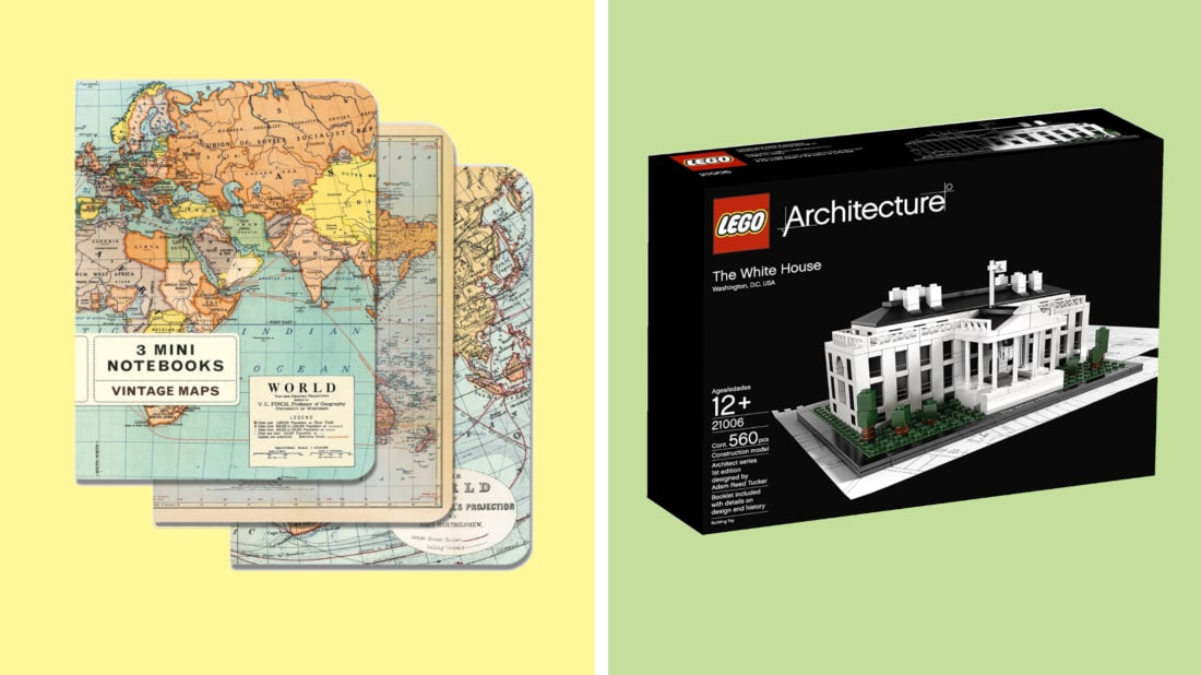 LEGO/Cavallini & Co/Amazon