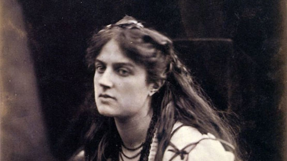 Julia Margaret Cameron via Wikimedia // Public domain