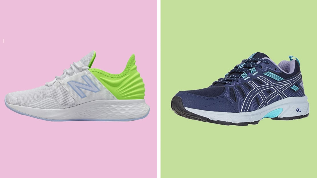 New Balance/ASICS/Amazon