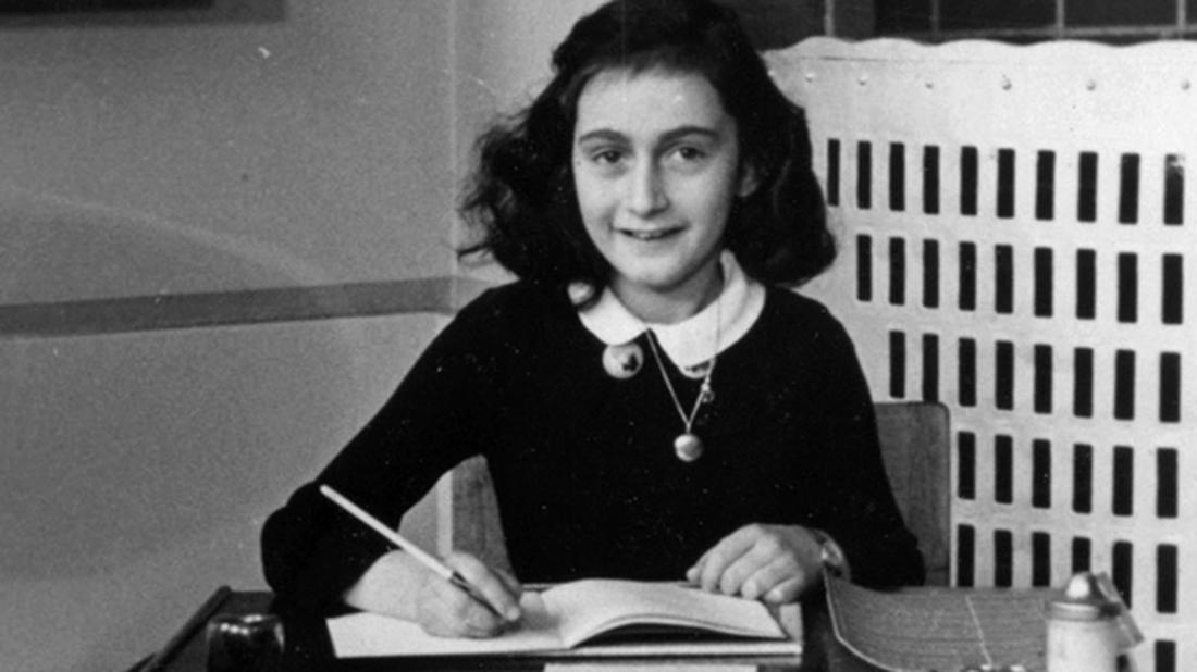 Collectie Anne Frank Stichting Amsterdam via Wikimedia Commons // Public Domain