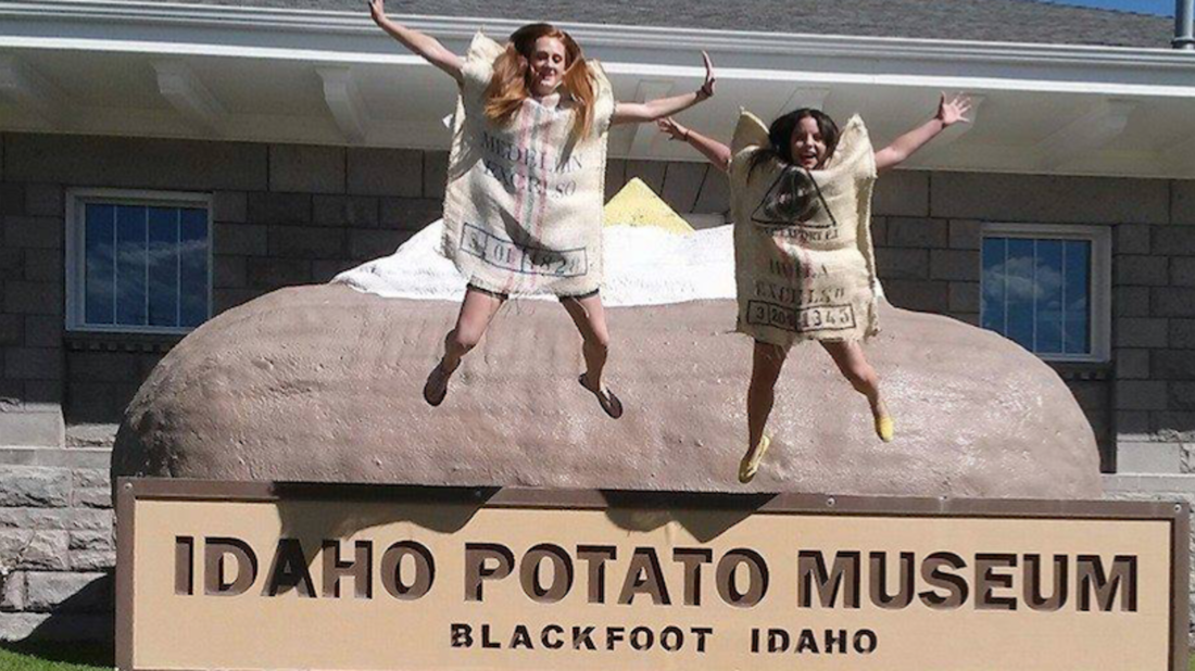 Idaho Potato Museum via Facebook