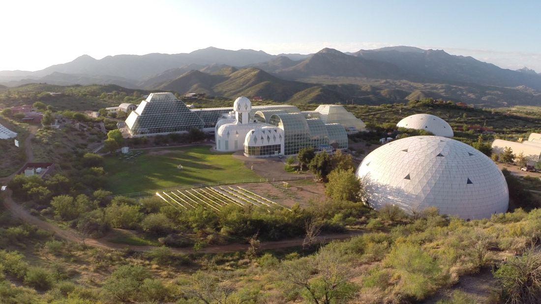 © CDO courtesy of the University of Arizona