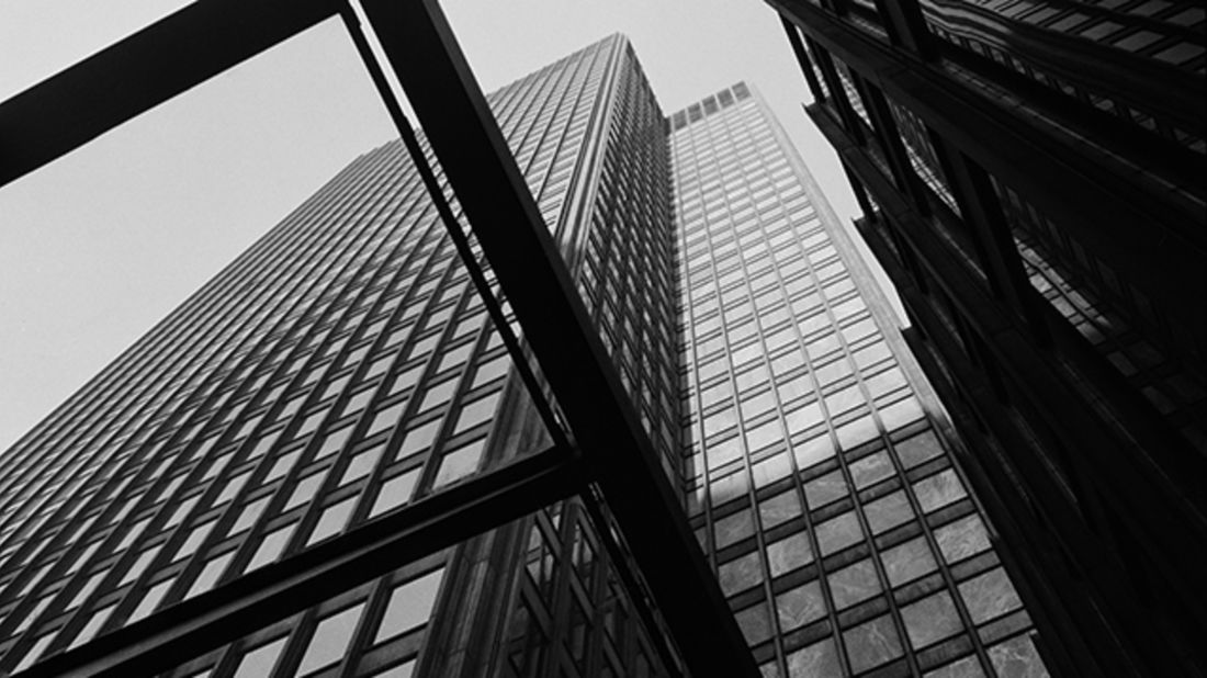 The Seagram Building in New York City // Getty Images