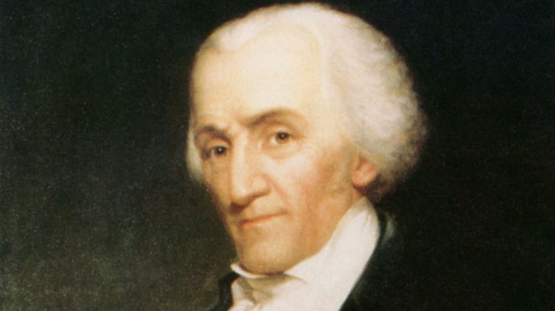 Elbridge Gerry // Public Domain