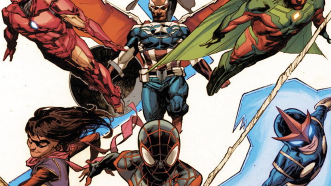 Jerome Opena/Marvel Comics