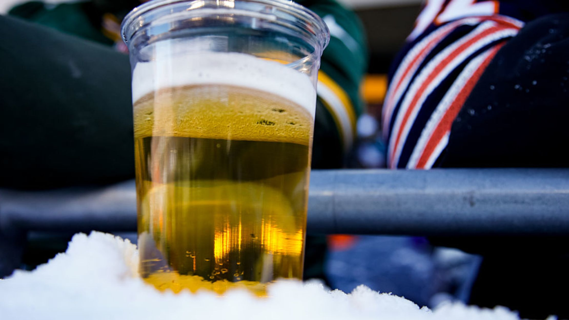 Does Drinking Alcohol Really Keep You Warm When It's Cold Out?   Mental  Floss