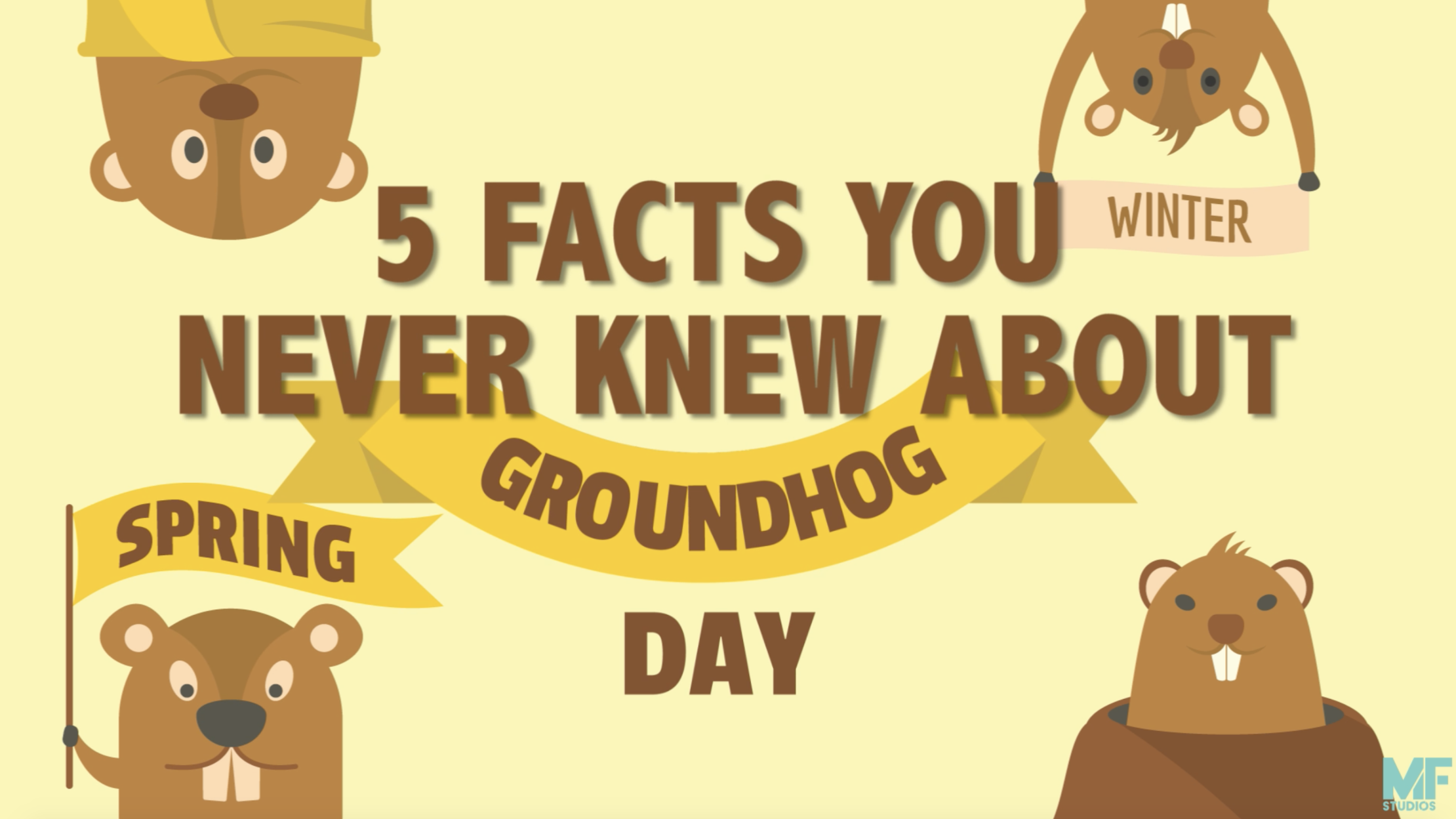 5 Facts You Never Knew About Groundhog Day