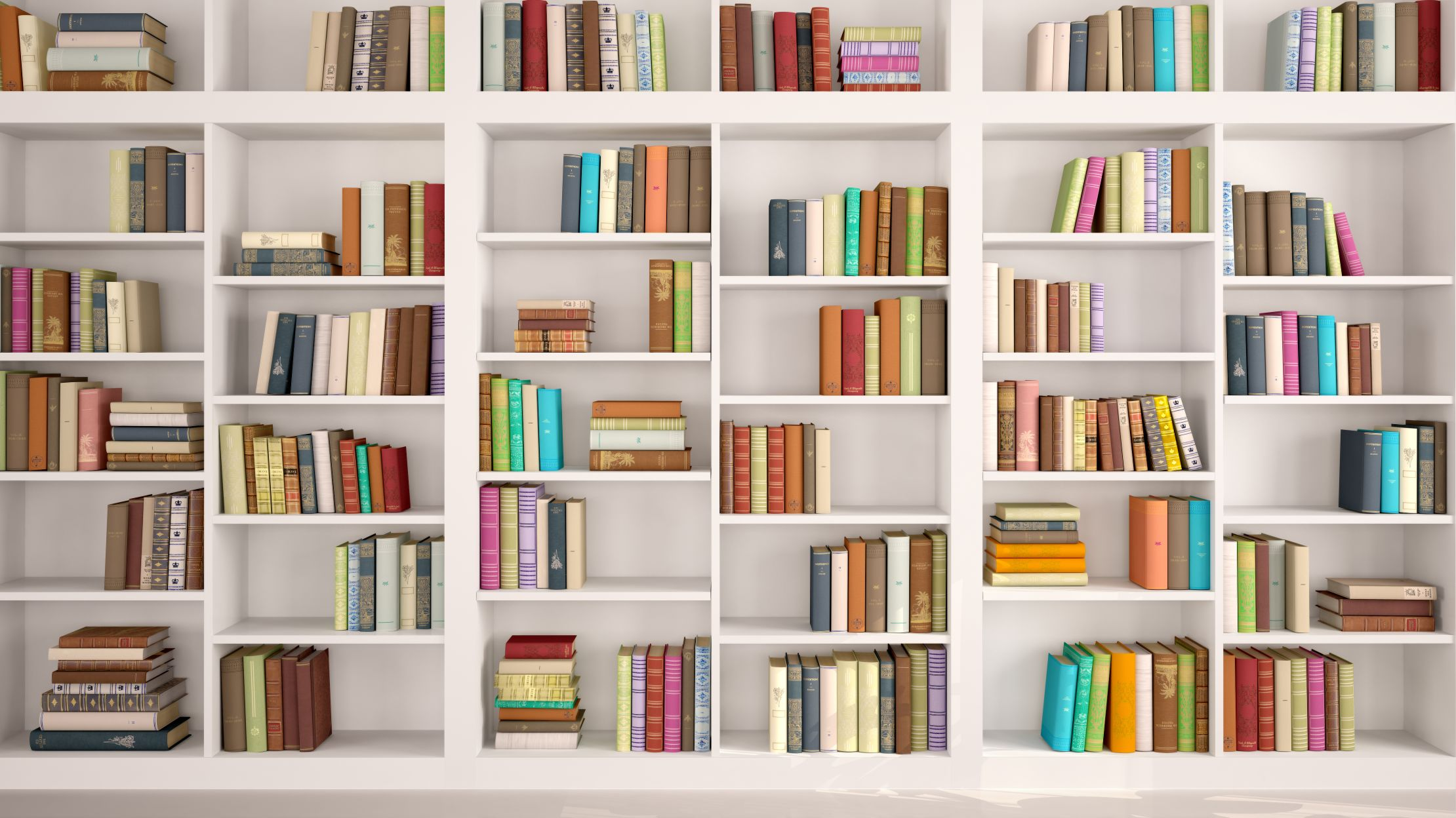 7 Expert Tips And Tricks For Organizing Your Home Library Mental Floss,Ikea Bathroom Storage Cabinets Uk