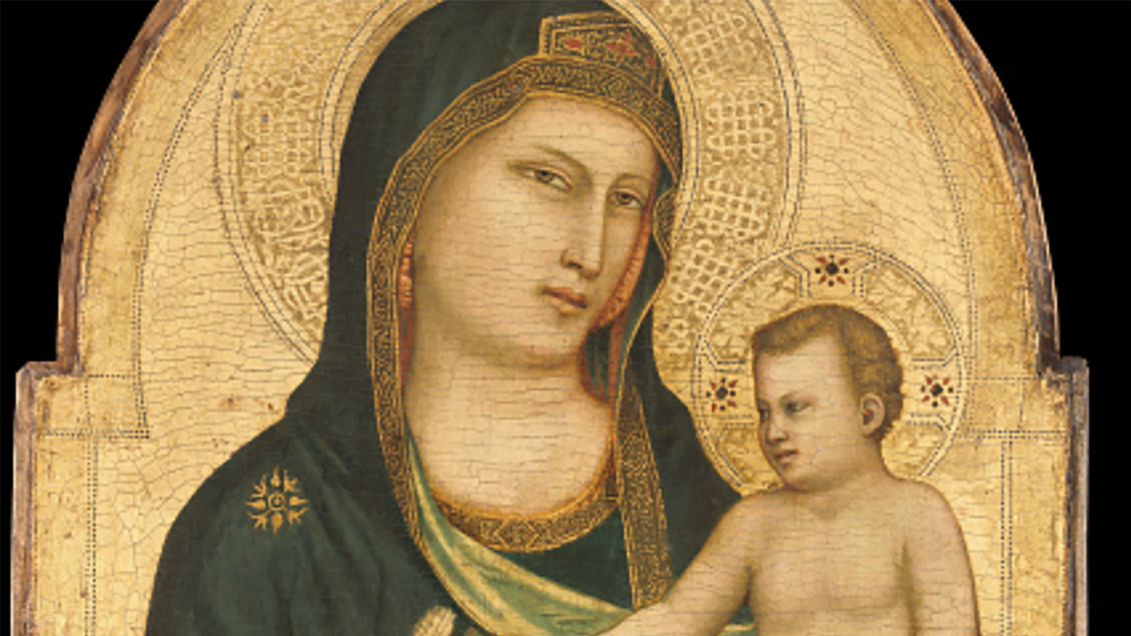 Why Do Babies in Medieval Paintings Look So Old And Scary