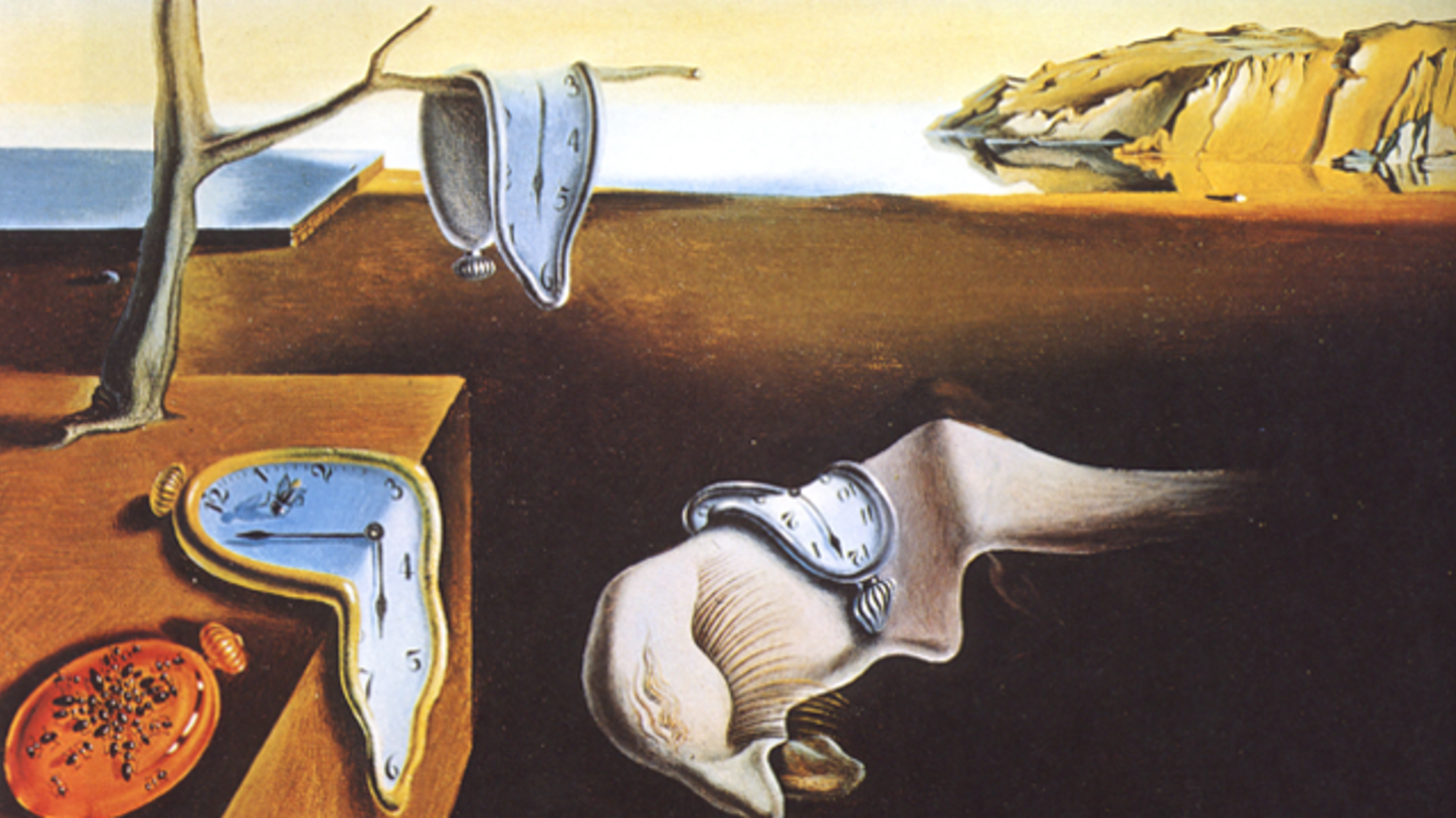 15 Things You Didn't Know About The Persistence Of Memory | Mental Floss
