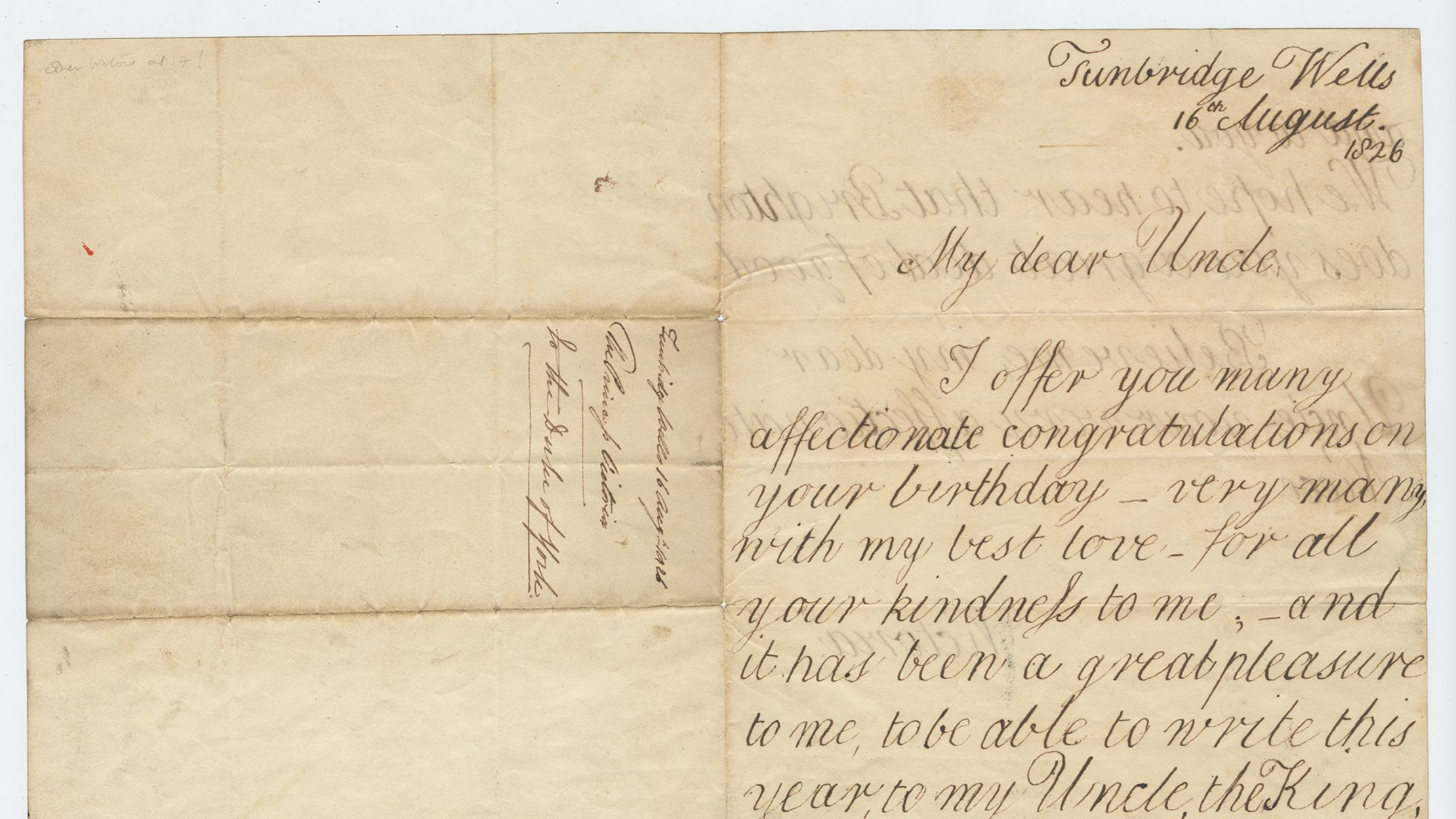 New Museum Exhibition Shows Off Rare Handwritten Letters From