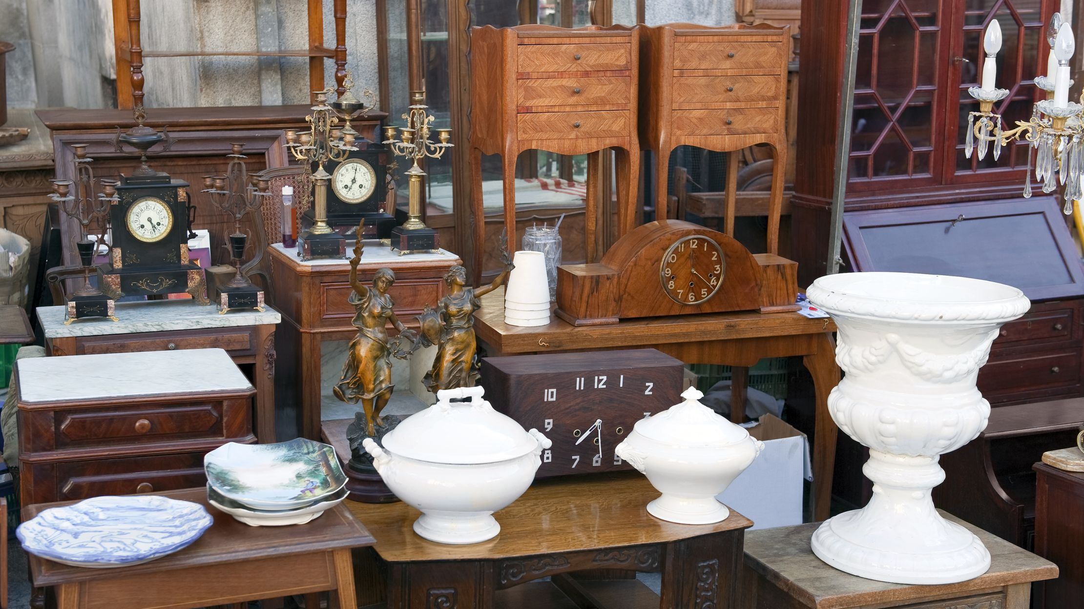What Makes Something An Antique Mental Floss