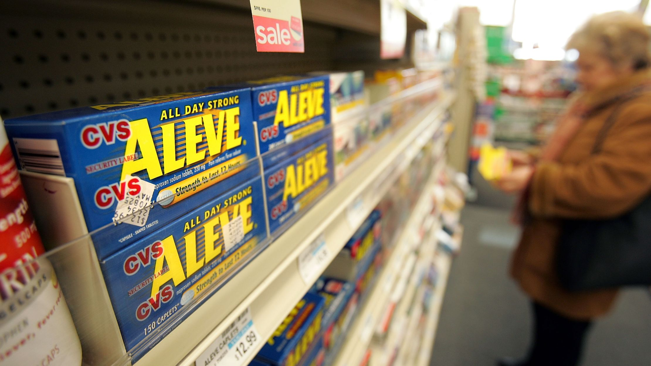 The Difference Between Tylenol, Aspirin, Advil, and Aleve