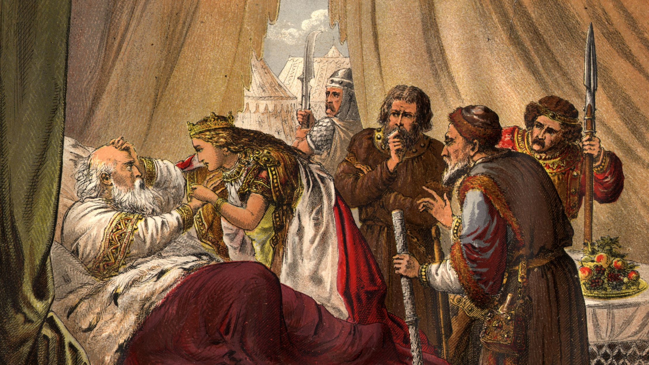 10 Dramatic Facts About King Lear Mental Floss