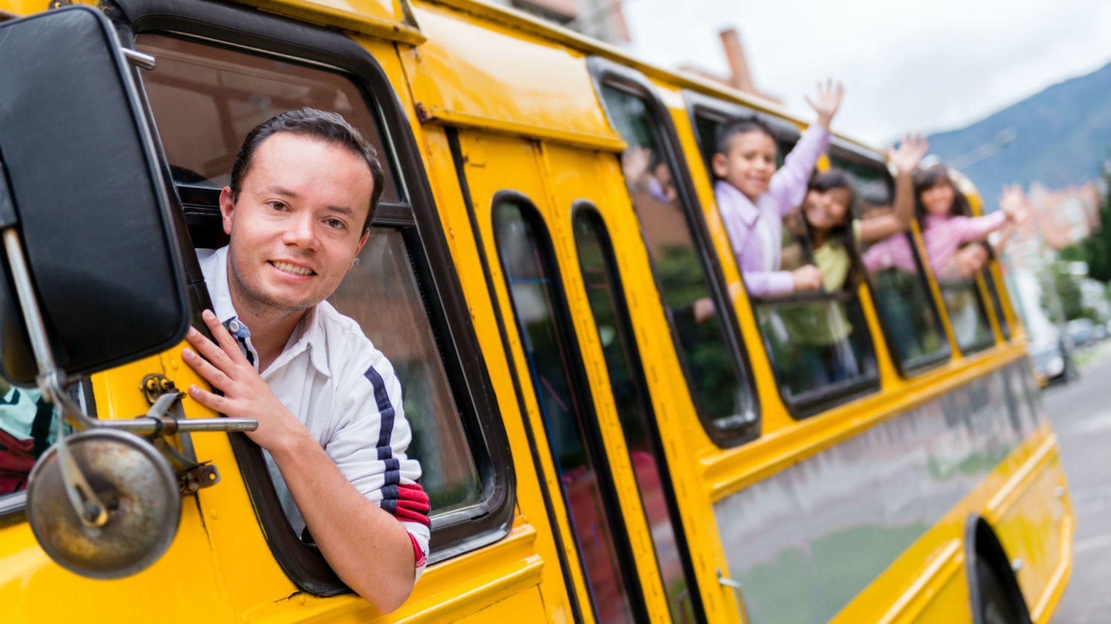 11 Secrets of School Bus Drivers | Mental Floss