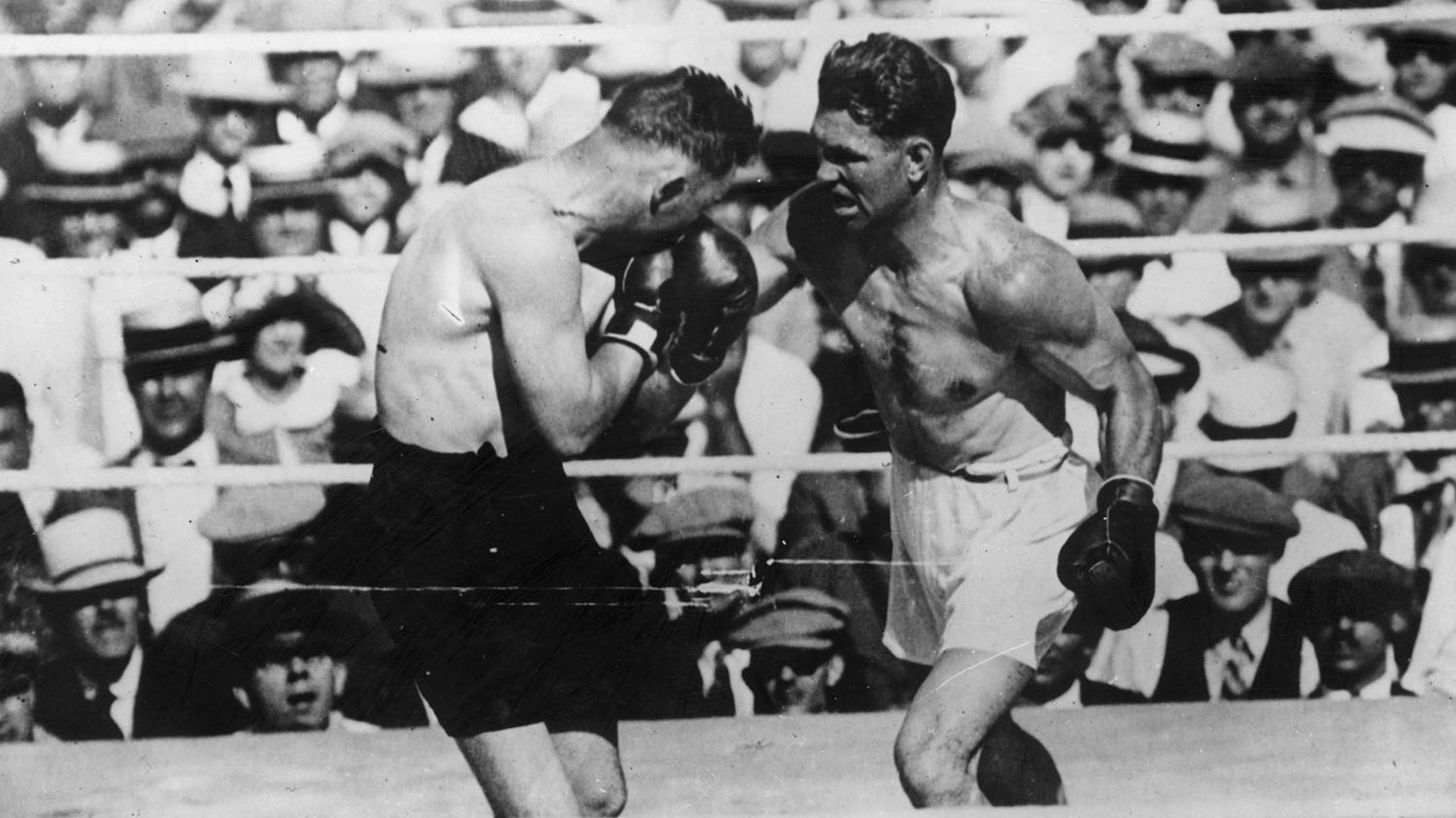 10 Self-Defense Tips From Boxer Jack Dempsey, Circa 1950 | Mental Floss
