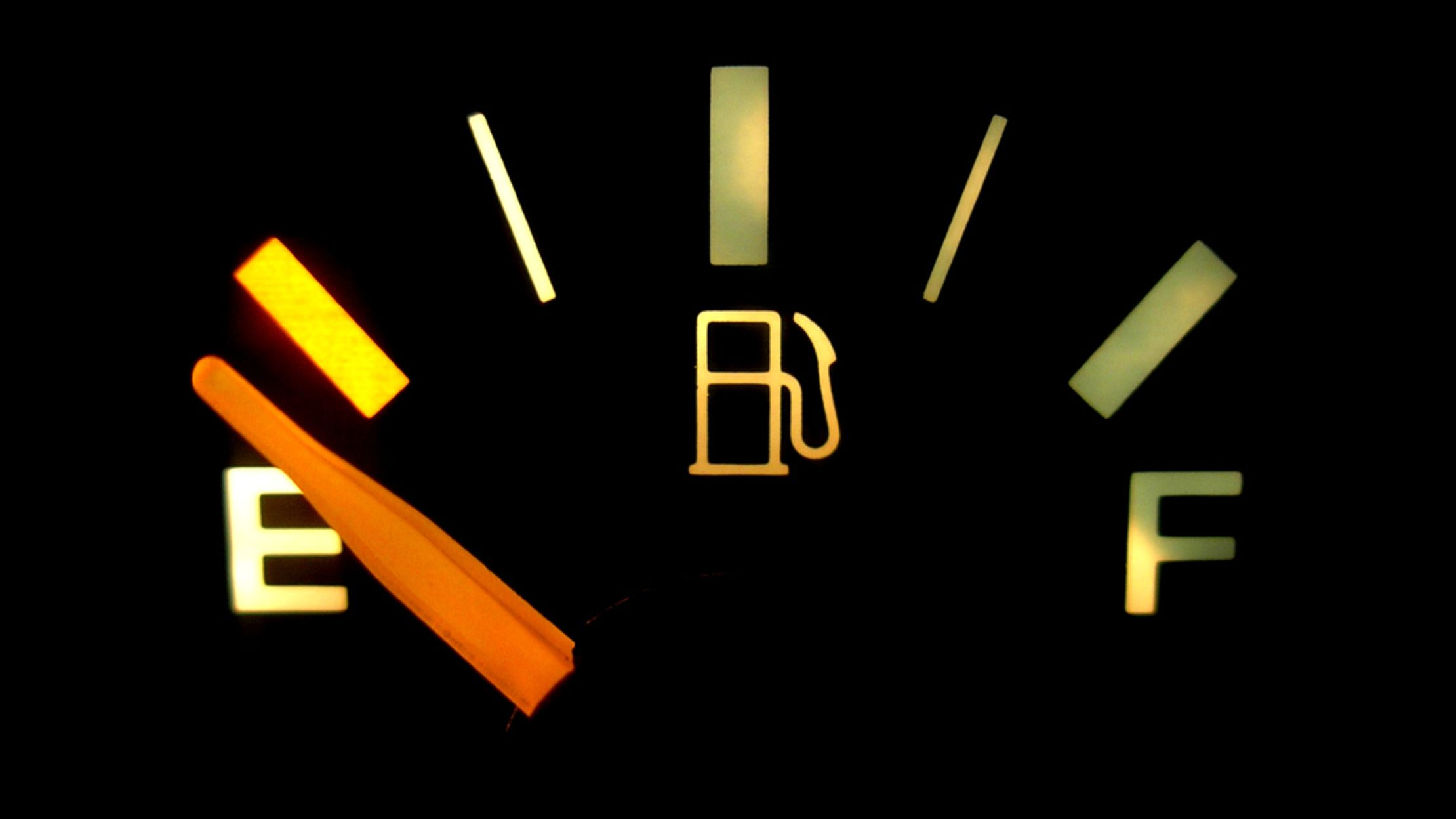 Here's How Driving on an Empty Tank Can Ruin Your Car | Mental Floss