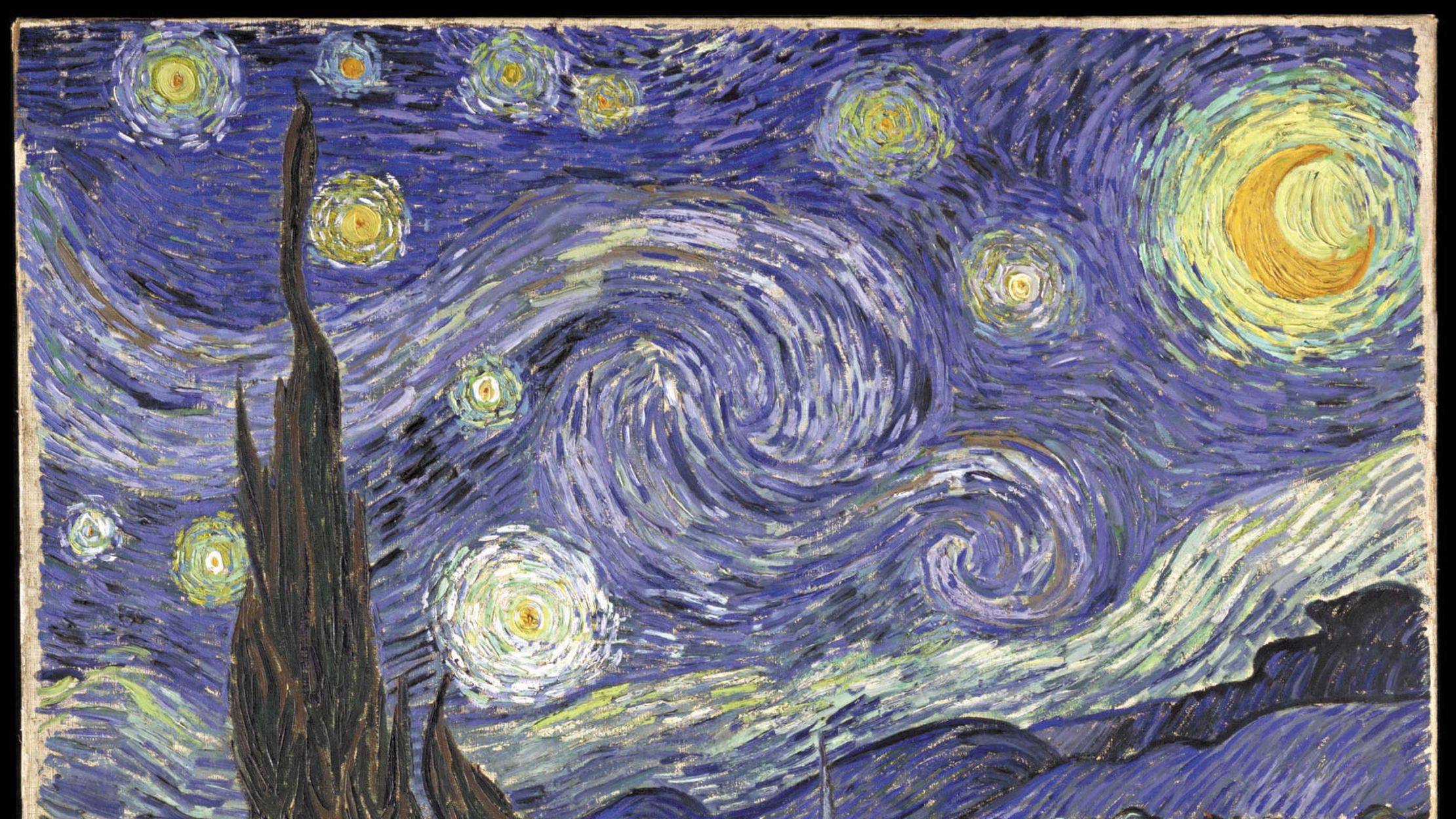 11 Things You Didn't Know About 'The Starry Night' | Mental Floss