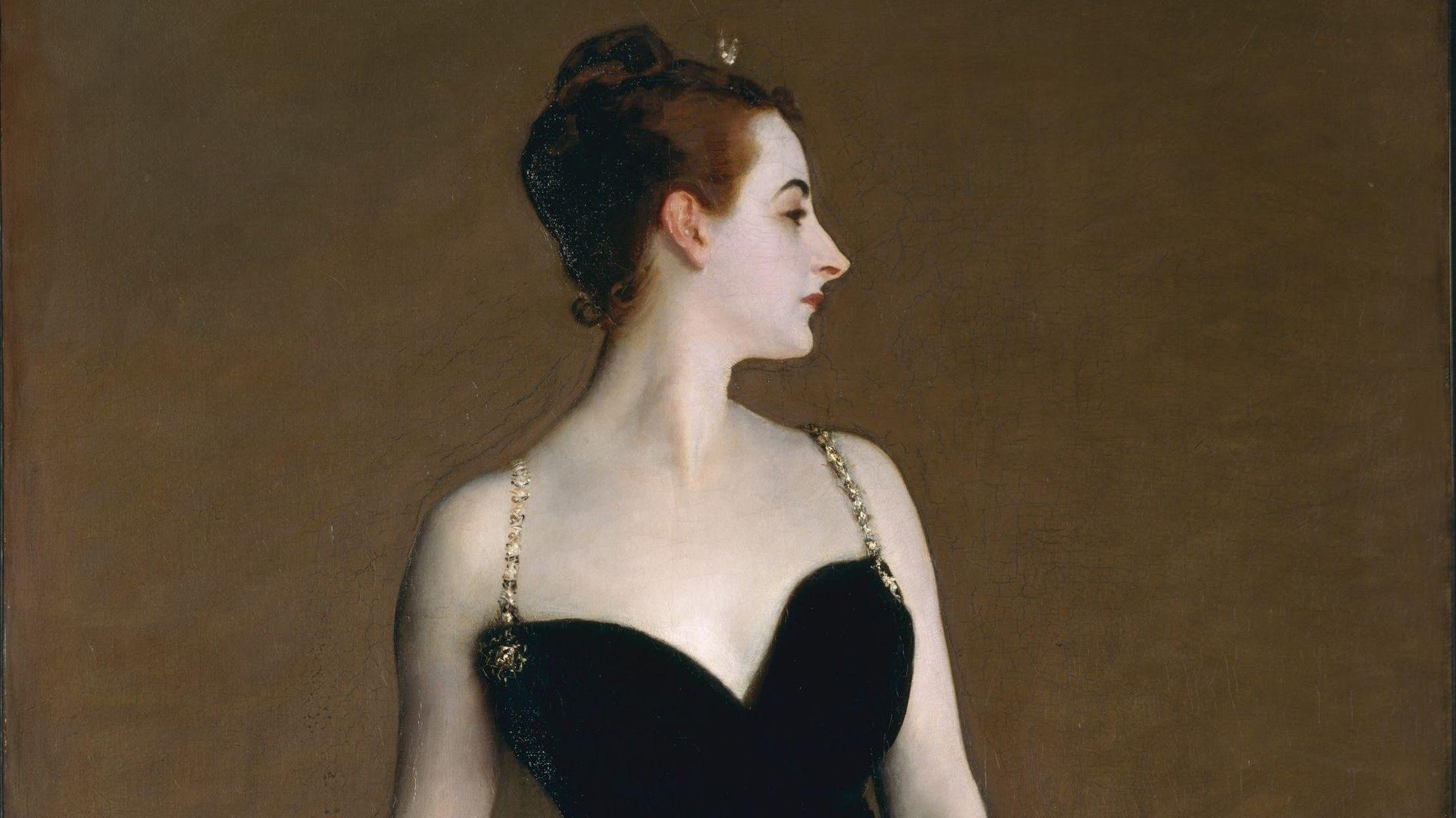 15 Salacious Facts About John Singer Sargent's <em>Portrait of Madame X</em>