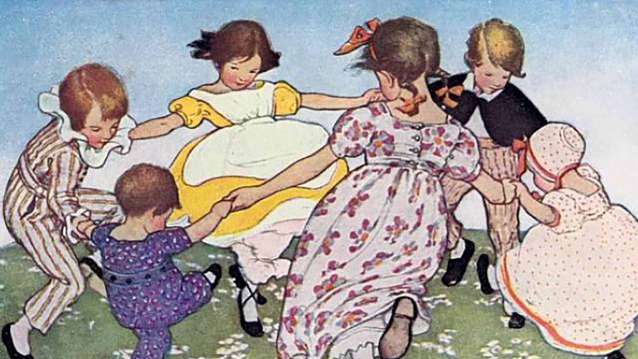 Origins Of 11 Clic Nursery Rhymes