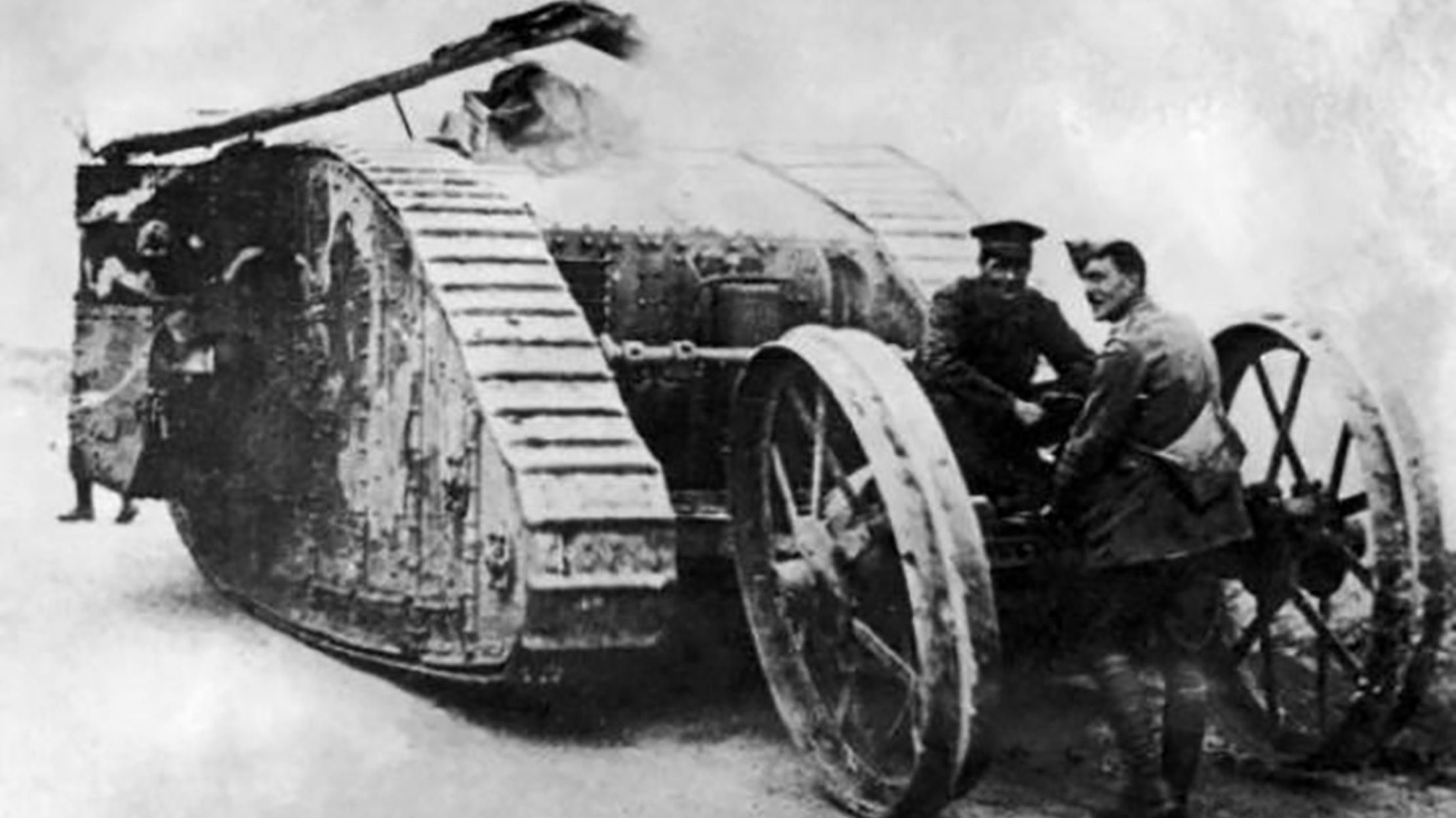 war technological advancements tanks ww1 wwi tank military getty vehicles battle