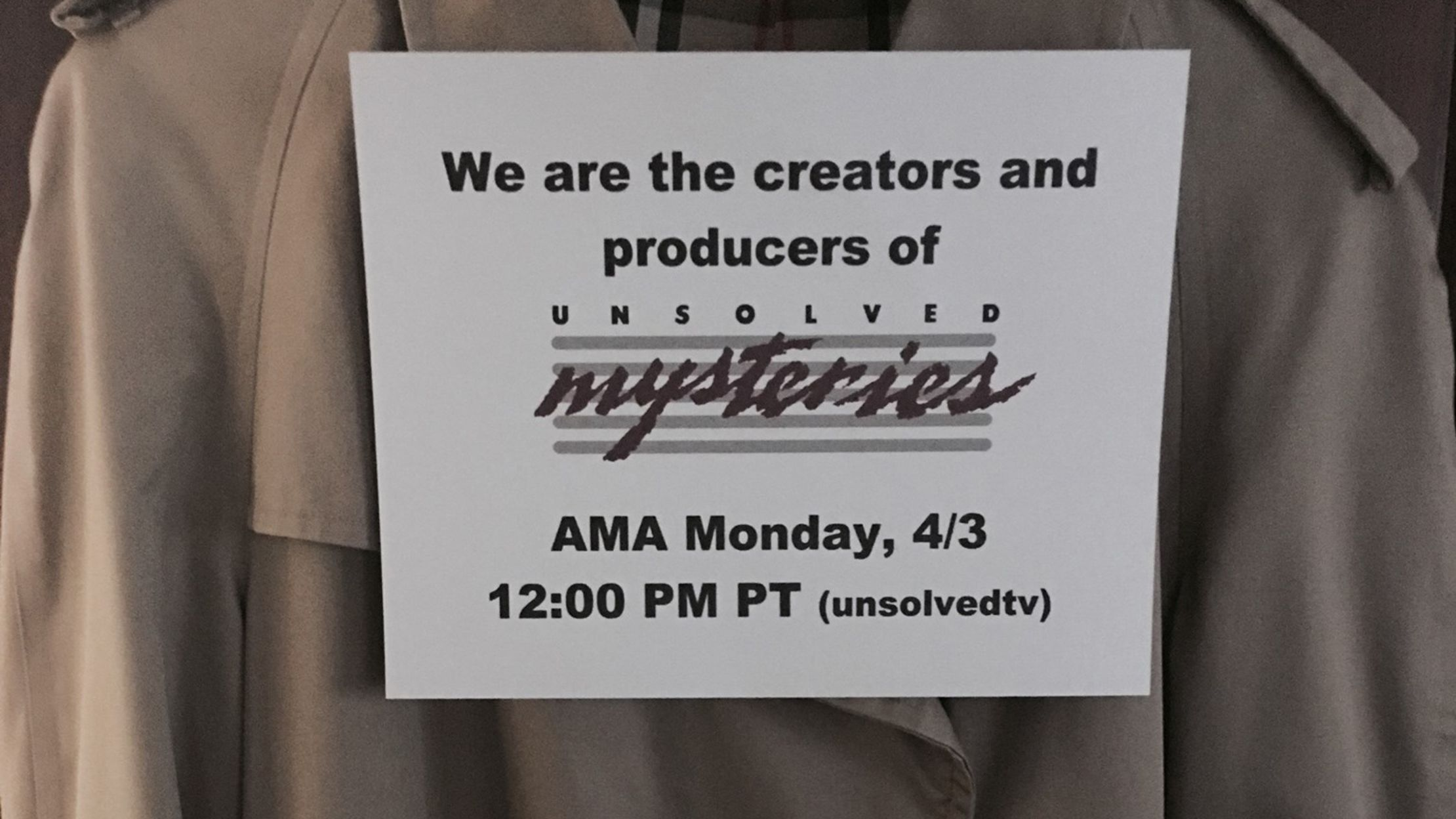 12 Things We Learned About Unsolved Mysteries from the