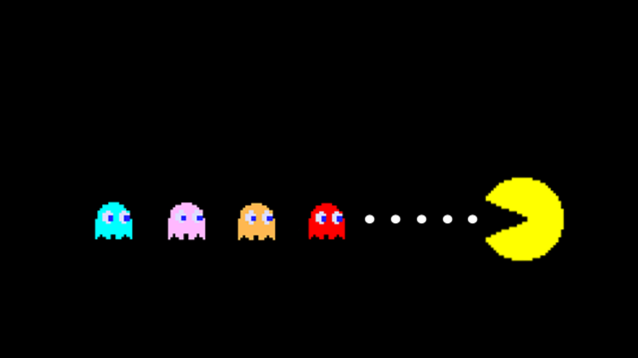 It's just a photo of Wild Images of Pac Man