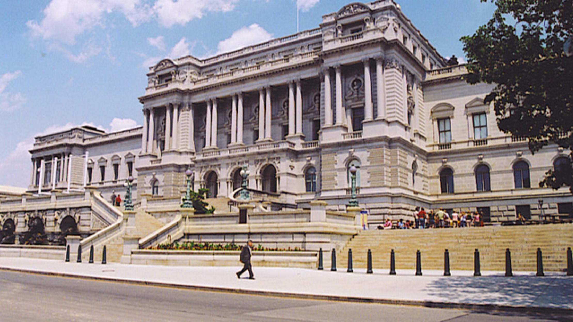 11 Facts About the Library of Congress | Mental Floss