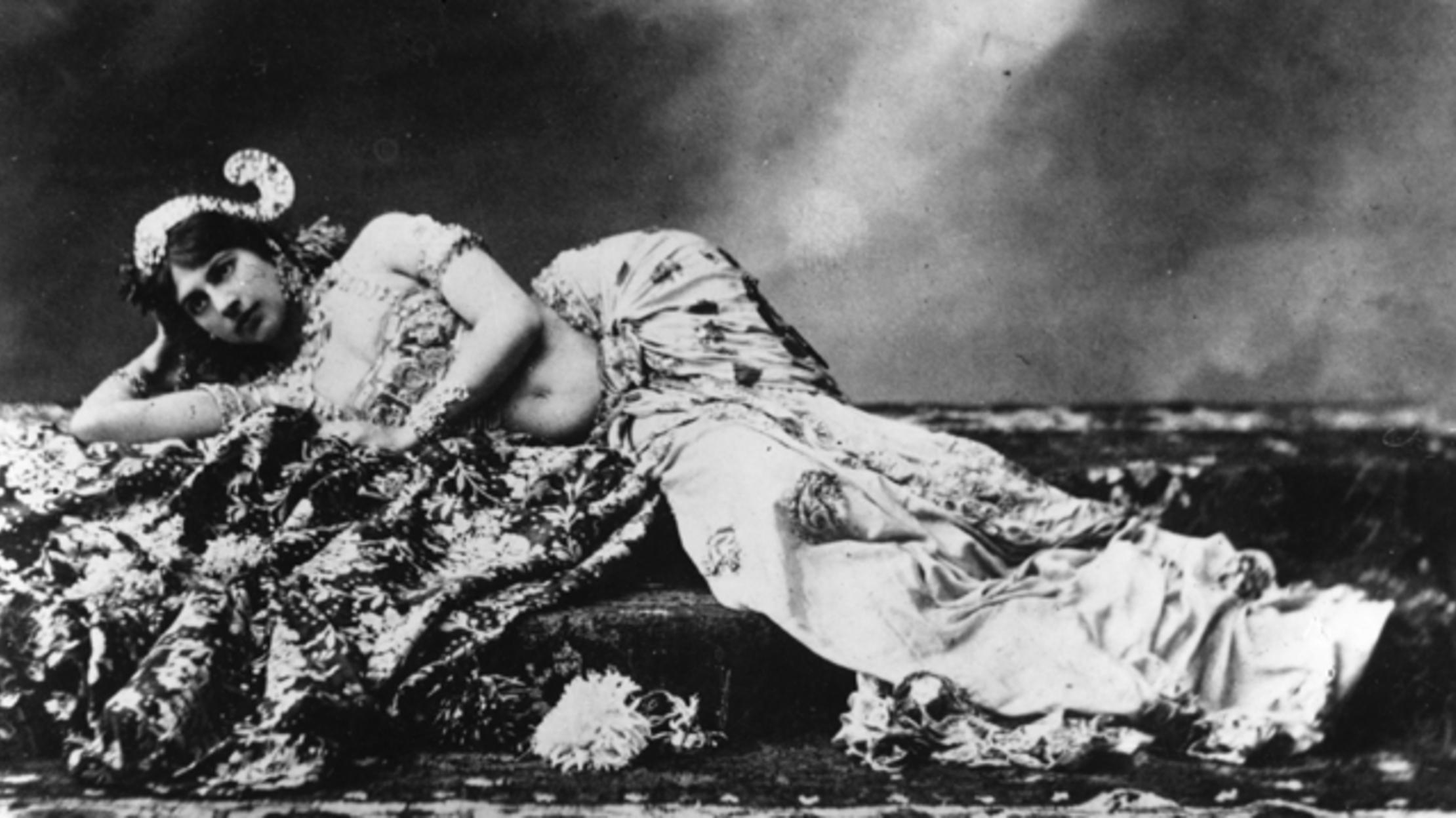 French Arrest Mata Hari