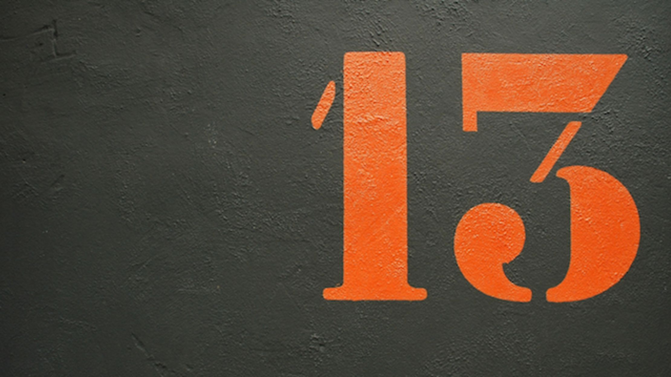 13 Reasons People Think the Number 13 is Unlucky | Mental Floss