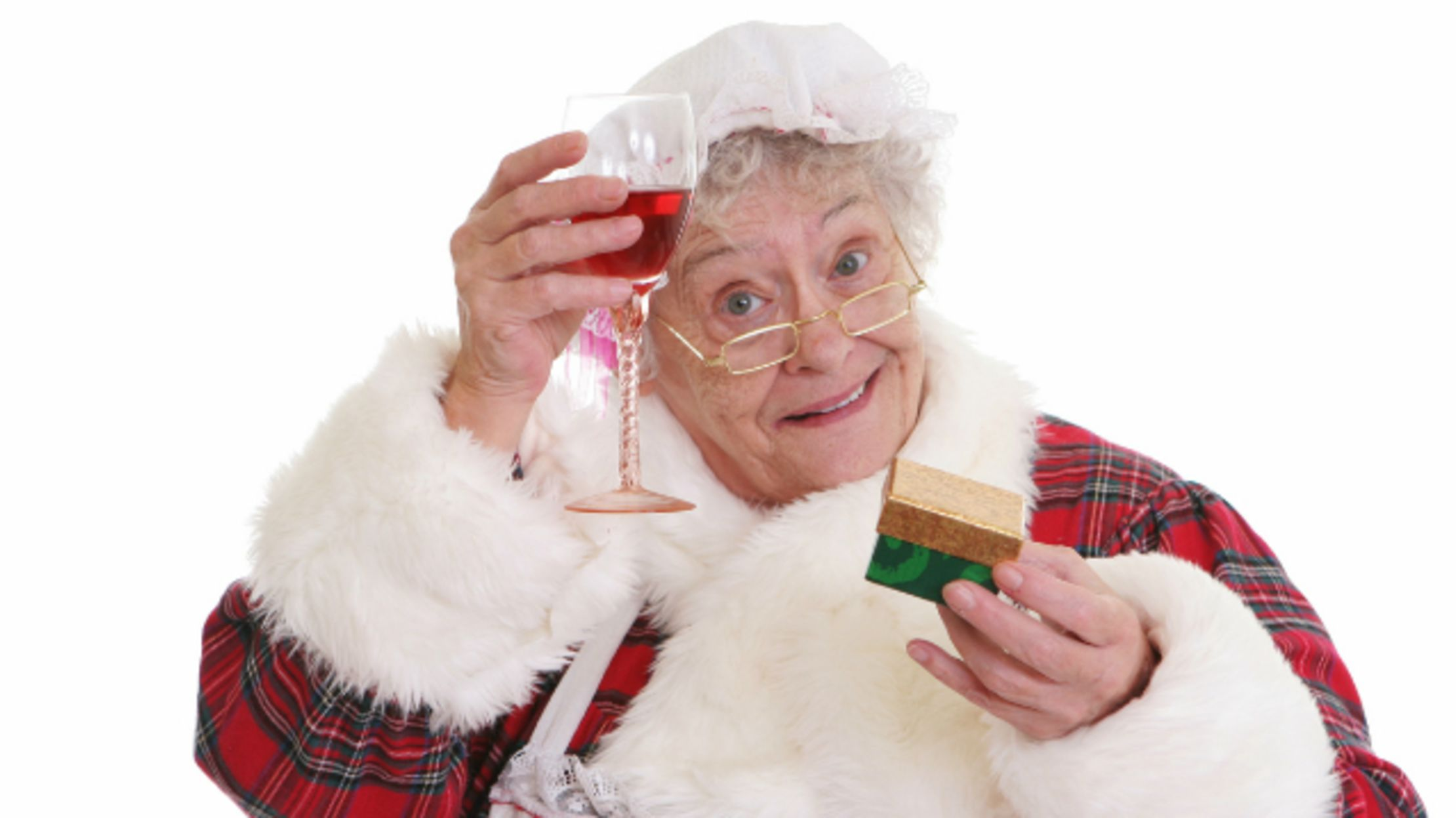 Mrs claus the unfaithful wife