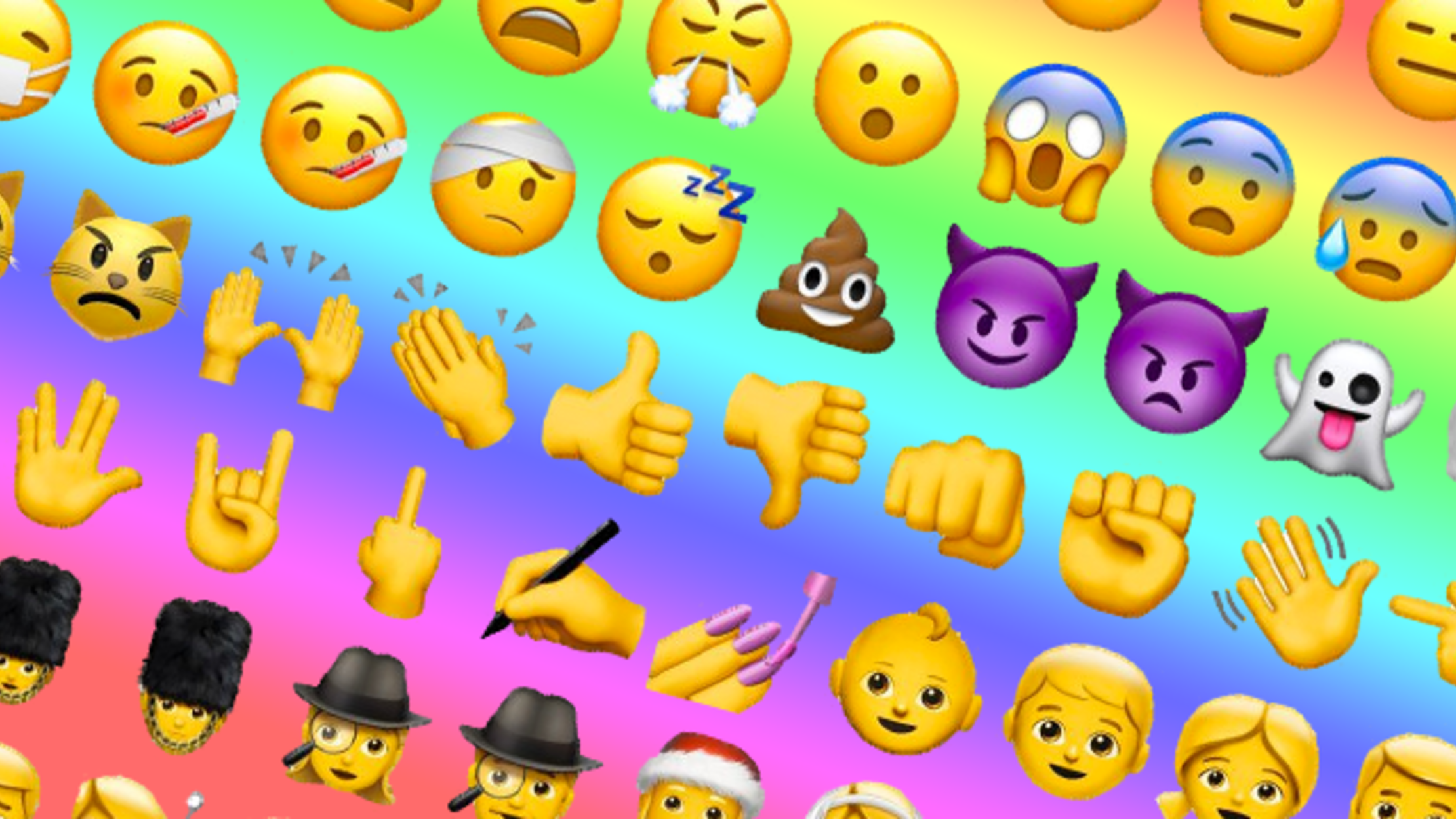 9 Smiley Facts About Emoji | Mental Floss