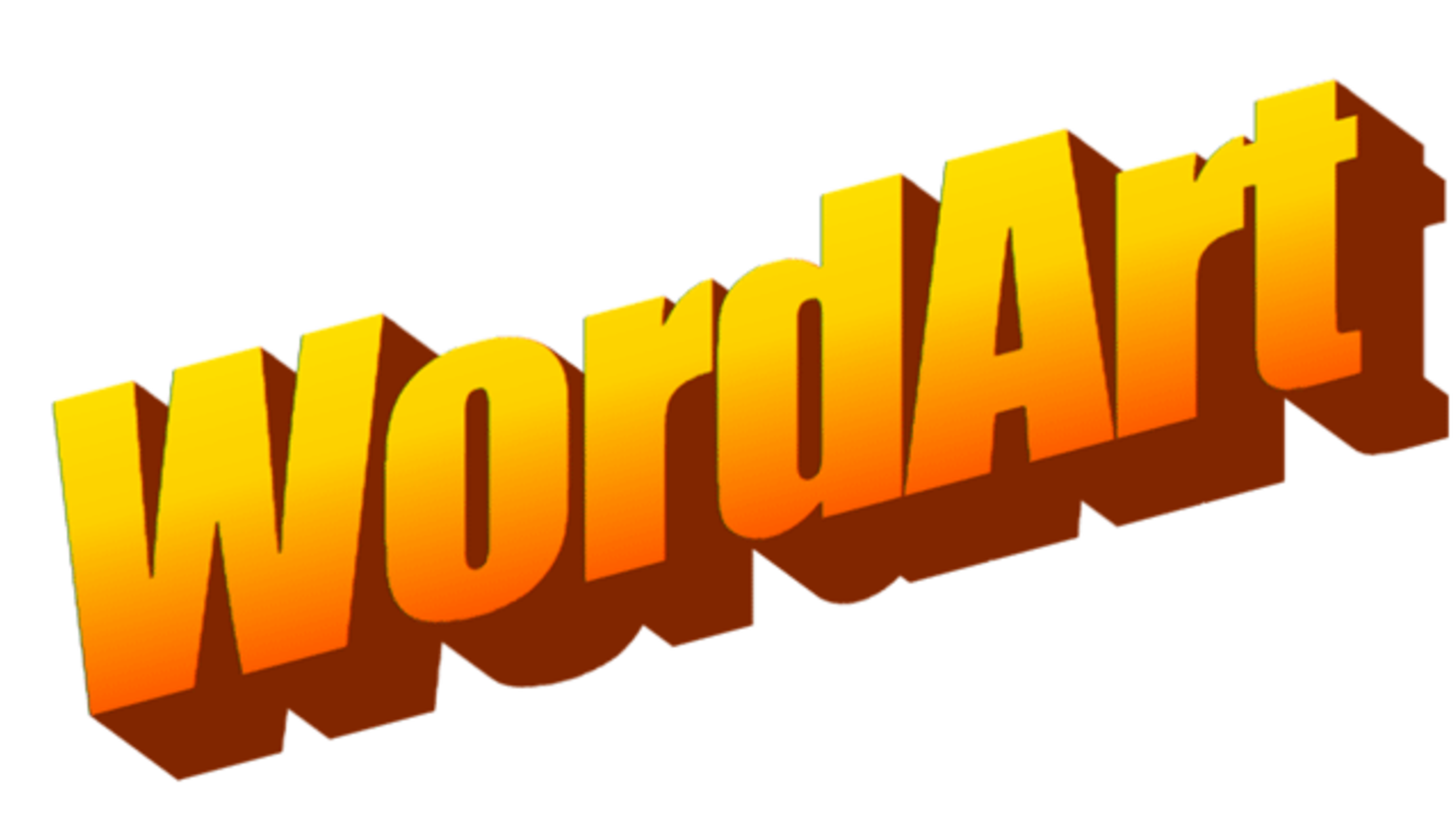 Wordart Generator Transports Your Text Back To The 90s Mental Floss