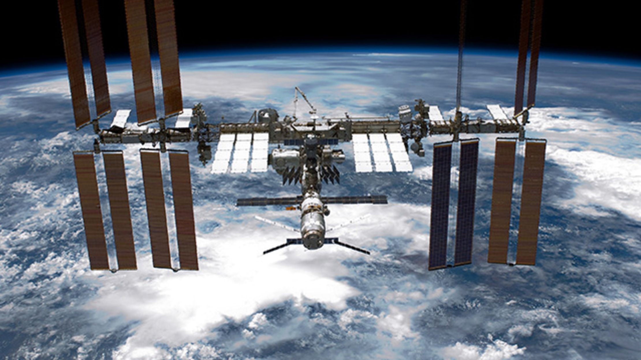 Fly Through the International Space Station in Ultra HD