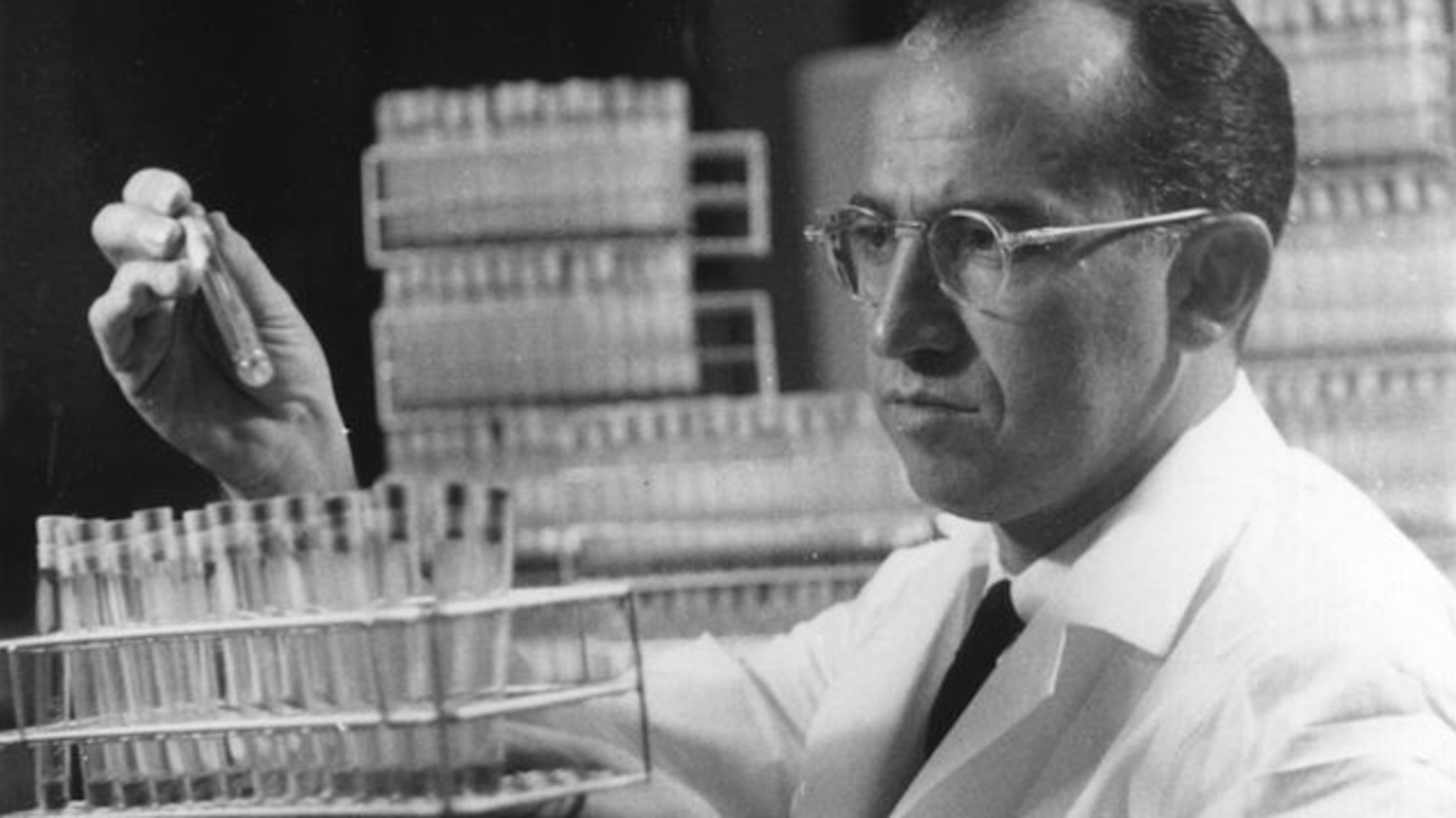 12 Innocuous Facts About Jonas Salk | Mental Floss
