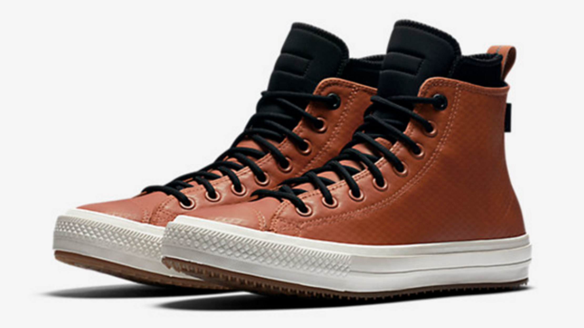 Converse Releases a Waterproof Chuck Taylor All Star II