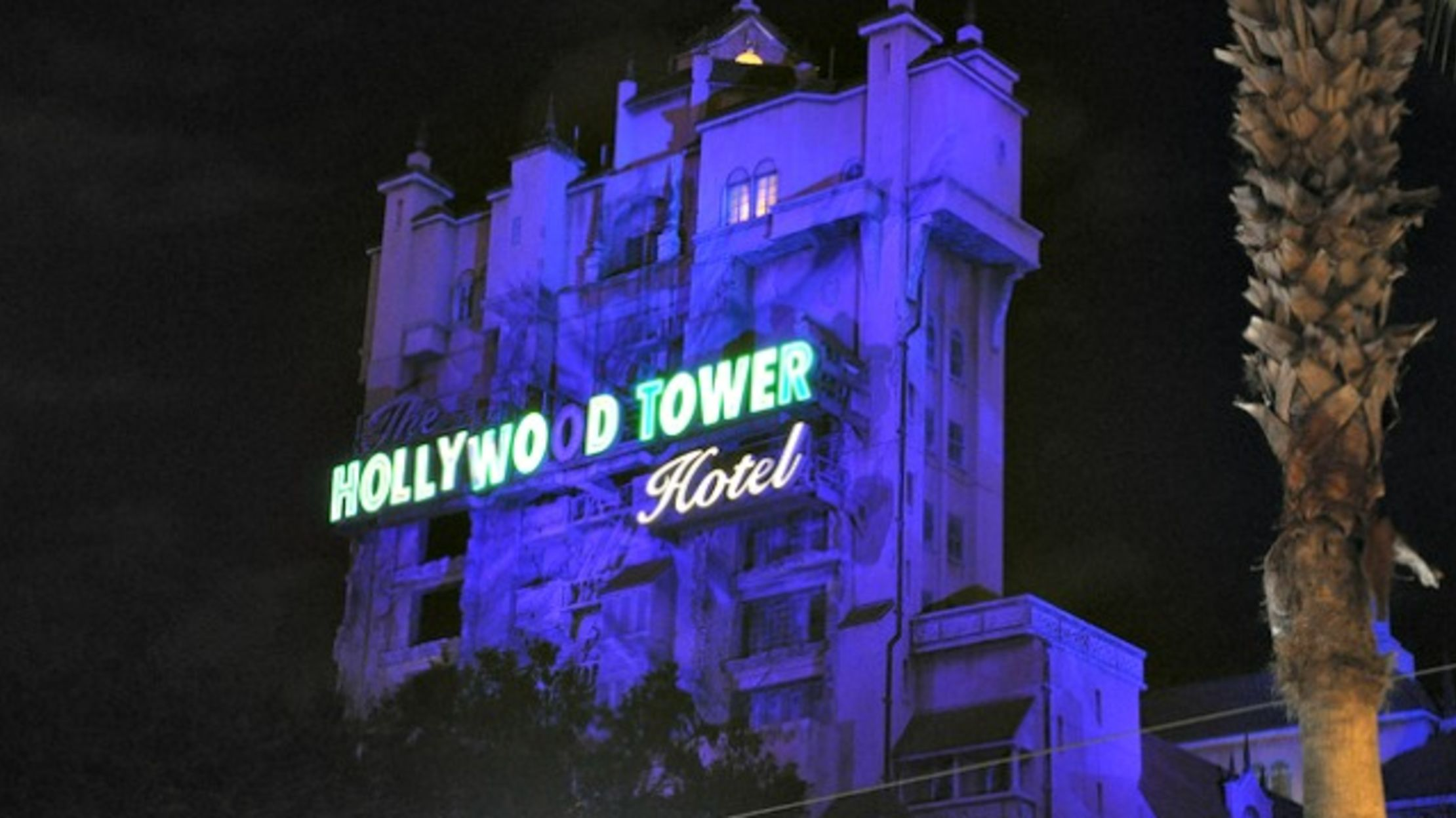 13 Freaky Facts About Disney's Tower of Terror Ride | Mental Floss
