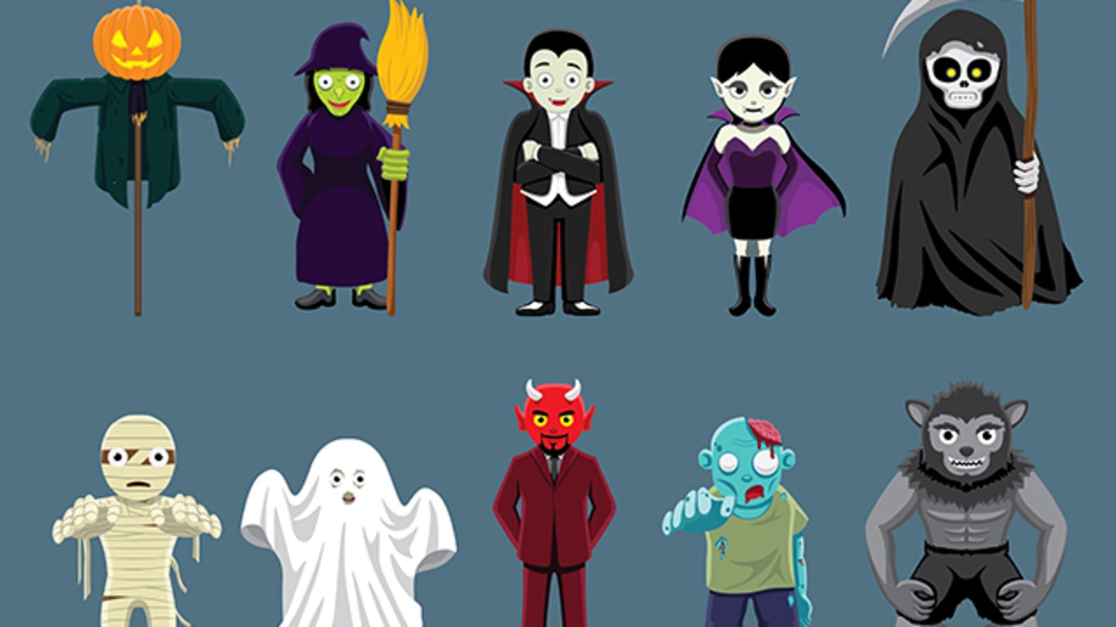 13 Fiendish Etymologies for Halloween Monsters   Mental Floss