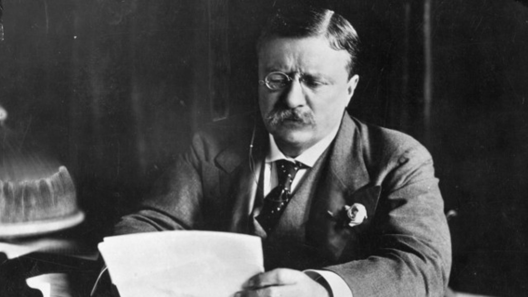 When Theodore Roosevelt Tried to Reform the English Language