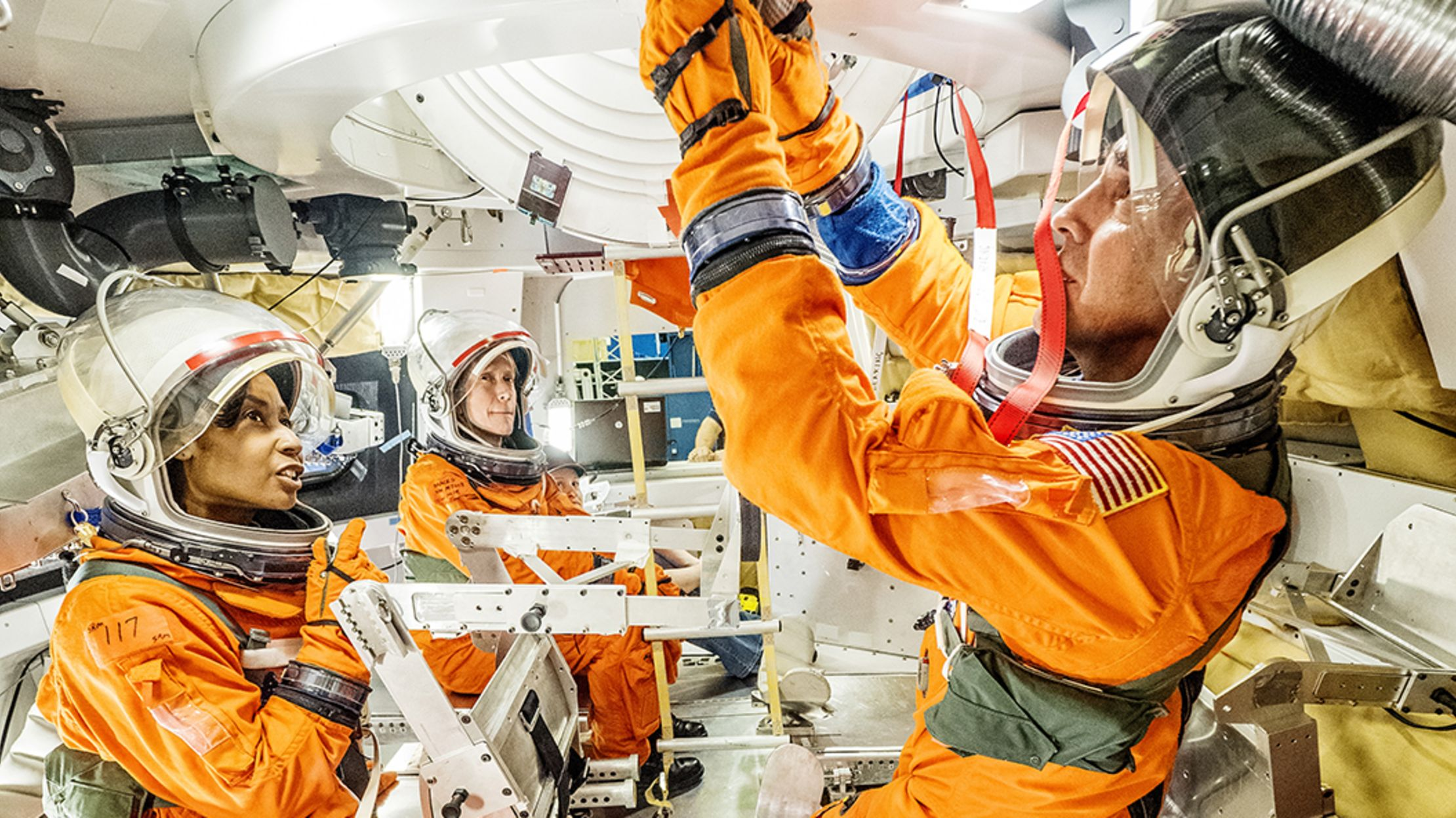 Mars Missions May Cause Dementia-like Symptoms in Astronauts