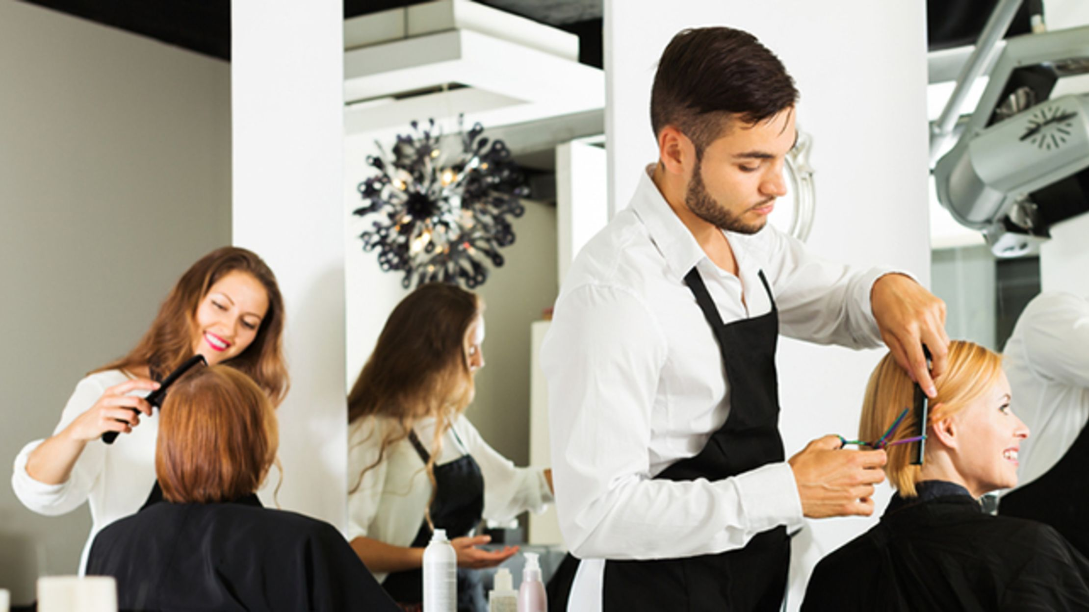 hairdressers - photo #13