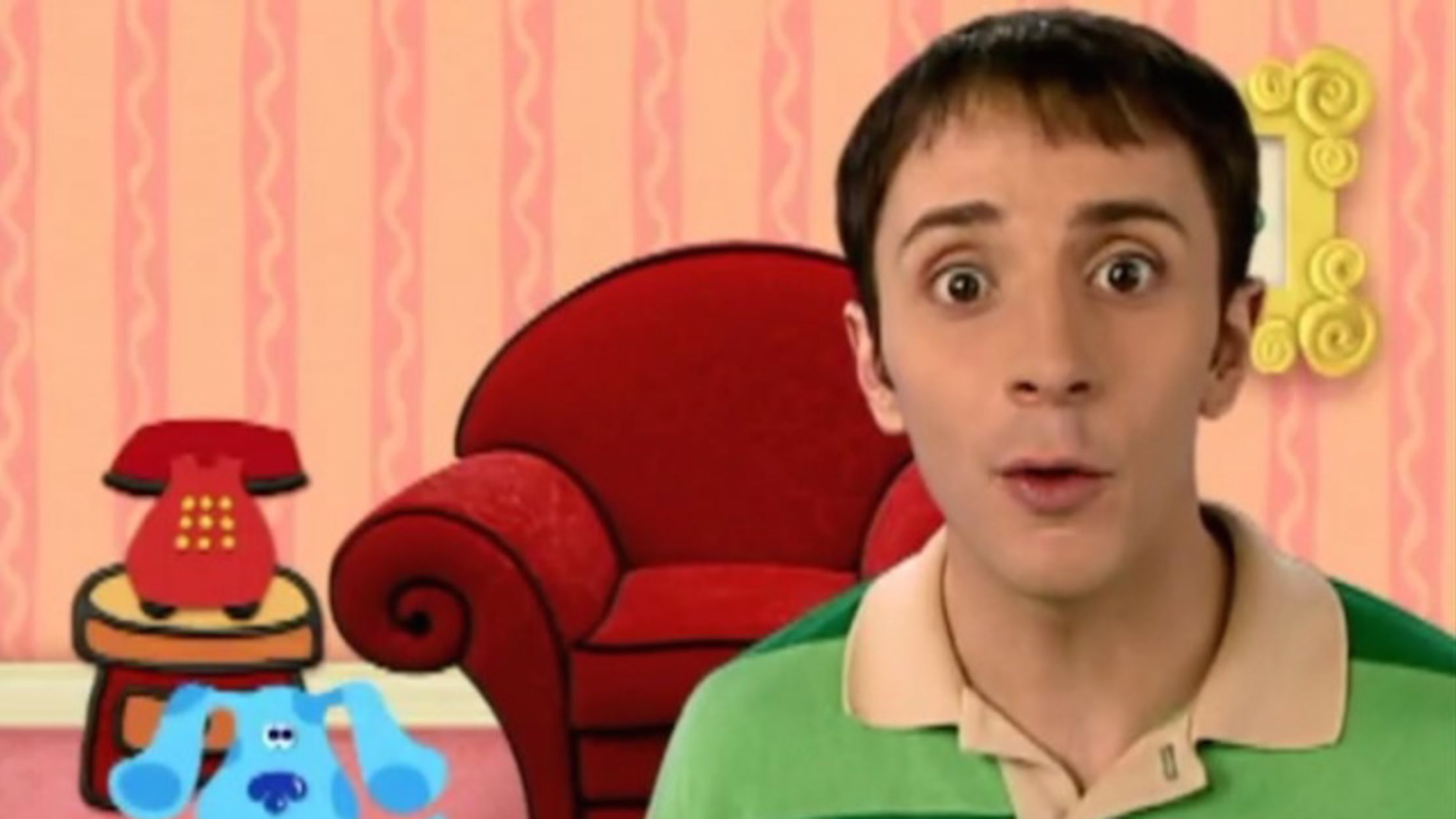 16 Treasure-Filled Facts About 'Blue's Clues' | Mental Floss